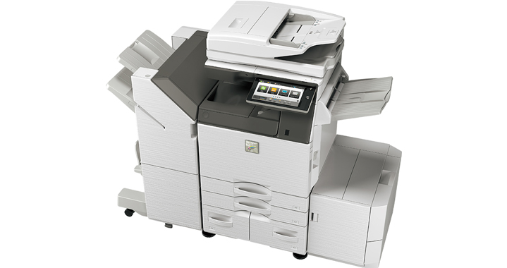 Sharp Multifunctional Printers in Los Angeles